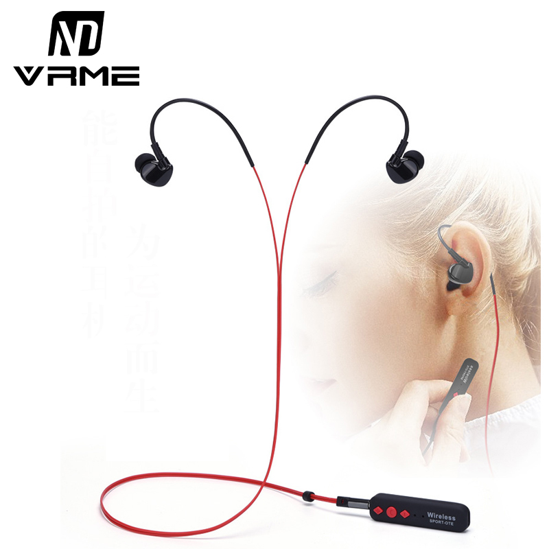 2017 New Fashion Bluetooth Headphone Wireless Earphone Bass Stereo Sound Headset with Microphone for iPhone 7 6 5 Xiaomi Samsung remax rb t2 fashion aluminum bluetooth earphone wireless hd clear sound headset for iphone 5 6 samsung galaxy s4 android phone