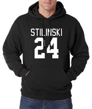 Teen Wolf Stilinski 24 hoodies men 2019 autumn winter new sweatshirts men casual fleece high quality hooded men casual tracksuit(China)