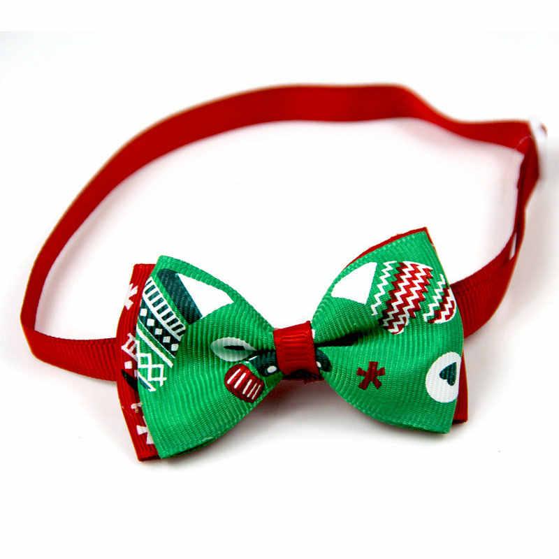 クリスマスホリデーペット猫犬の首輪調整可能なネックストラップ猫犬アクセサリーペット製品用品クリスマス