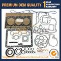 Полный комплект прокладок для частей дизельного двигателя Kubota D1105