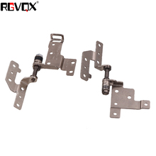 New Laptop Hinge For ASUS X453 Notebook L&R LCD Hinges By Free Shipping