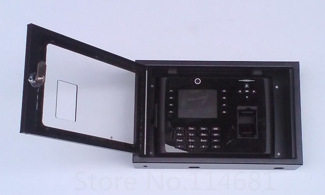access control Iclock700 attendance protection box protective cover fingerprint machine shell