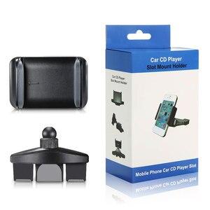 Image 5 - KISSCASE 360 Rotation Schwerkraft Auto Telefon Halter CD Slot Auto Halter Handy Halter Auto Stand Unterstützung Für iPhone X XS MAX XR