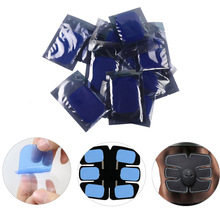 Gel for EMS Muscle Stimulator Trainer Smart Fitness Abdominal Training Electric Weight Loss Stickers Body Slimming Belt gel for ems muscle stimulator trainer smart fitness abdominal training electric weight loss stickers body slimming belt