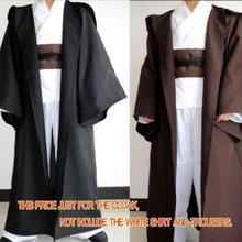 d285a6beae 2018 New Adults Kids Star Wars Jedi Knight Cloak Robe Cosplay Costume  Hooded Cape Halloween Party
