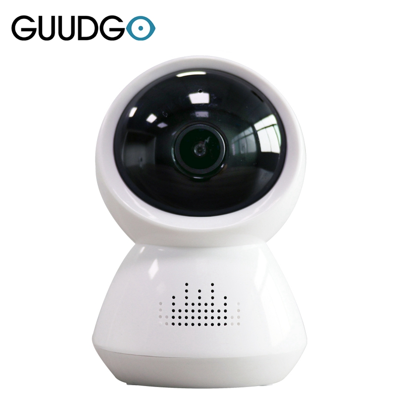 G1803 1280P HD Wifi IP Camera 2MP 180 Degree Baby Monitor Two Way Audio Support ONVIF Cloud Storage Multiple Display Mode