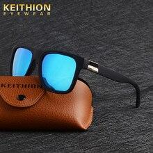 KEITHION Brand Design Classic Polarized  Sunglasses Men Women Driving Square Frame Sun Glasses Male Goggle UV400
