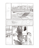 Image 4 - Japanese comic book anti stress quiet picture cartoon books  let us take a walk by Taniguchi Lang