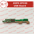 ZOPO ZP330 USB Board Original USB Charger Plug Board Module Replacement For ZOPO ZP330 smart phpne with In Stock