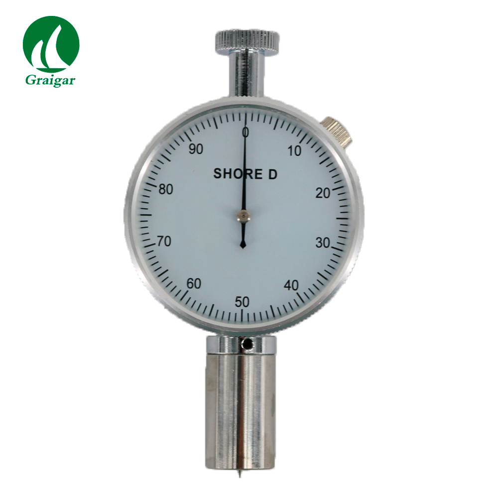 LX-D Shore Hardness Tester common hard rubber meter shore d hardness tester with single pointer analog sclerometer lx d 1 shore durometer gauge