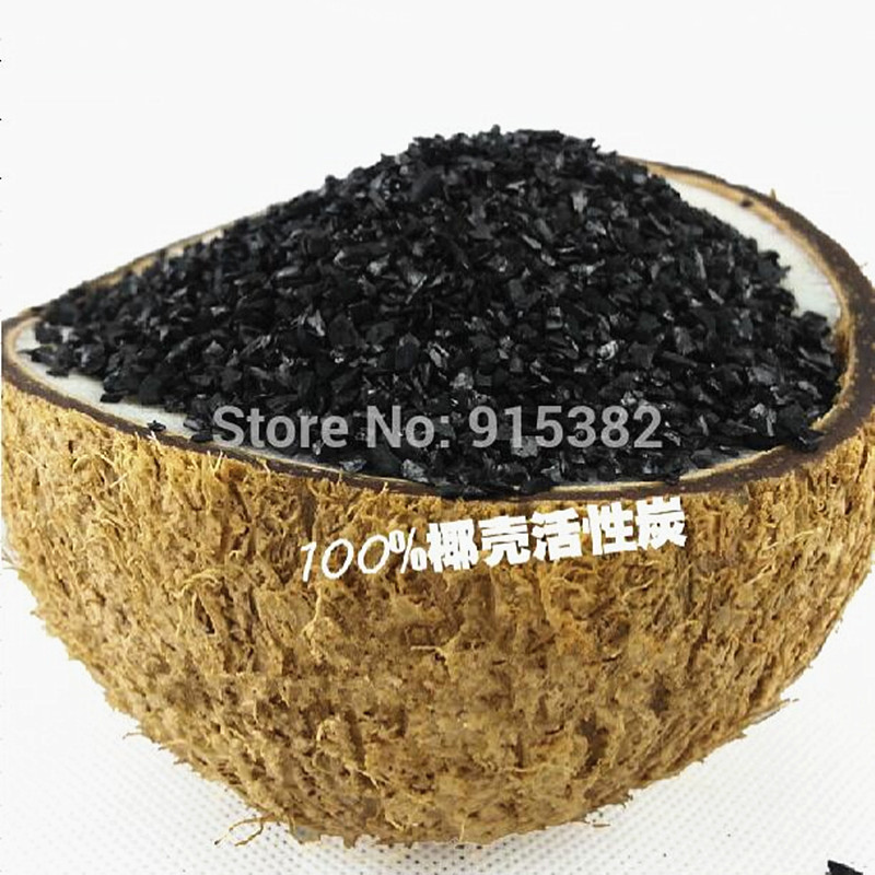 цены Water Purification Filter Material Coconut Shell Activated Carbon For water to dsorption odor & Removal of impurities