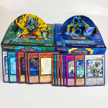 54pcs 216pcs/set Anime Japan Yu Gi Oh Game Cards Carton Yugioh Boy Girls Yu-Gi-Oh Collection For Fun