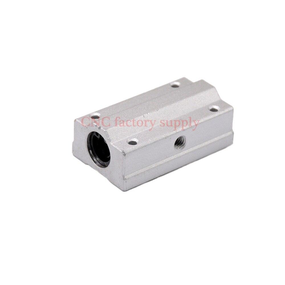 2pcs/lot Free shipping SC20LUU SCS20LUU 20mm long type Linear Ball Bearing Block CNC Router 2pcs lot ncp81101bmntxg ncp81101b 81101b