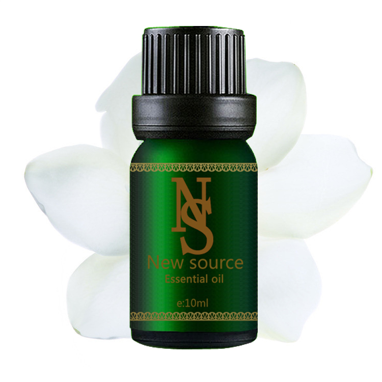 Gardenia essential oil 10ml water soluble fragrance replenisher Clearing heat Purging fire Aromatherapy oil