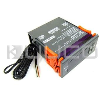 5 PCS/LOT AC 110V Temp Control Switch -50 ~110 Celsius Degrees Intelligent Thermostat  for Pet House/Greenhouse/Laboratory etc