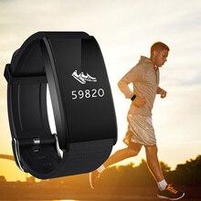 Kaimorui A58 смарт-браслет монитор сердечного ритма Bluetooth SmartBand стекло Сенсорный экран SmartBand активности Смарт полосы