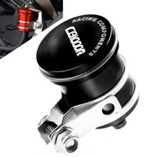 Motorcycle Rear Brake Fluid Reservoir Clutch Tank Oil Cup For HONDA CB1000R CB 1000 R CB1000 1000R 2008-2016 2017 2018 2019