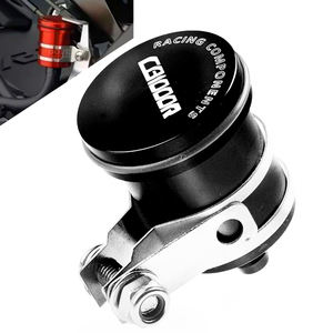 Motorcycle Rear Brake Fluid Reservoir Clutch Tank Oil Cup For HONDA CB1000R CB 1000 R CB1000 R CB 1000R 2008-2016 2017 2018 2019(China)