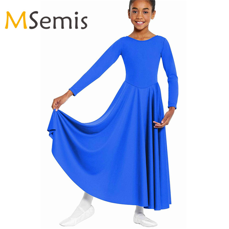 girls-leotard-font-b-ballet-b-font-dress-praise-dance-dresses-long-sleeves-round-neckline-loose-fit-ankle-length-dress-gymnastics-leotard-girl