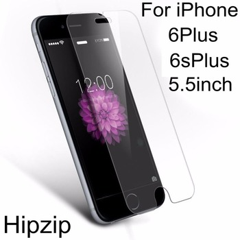 0.26 мм 9 H закаленное Стекло для iPhone 6 6S плюс 5.5 дюйма Экран протектор Защитная пленка для iPhone 6 плюс 6S плюс бесплатная доставка