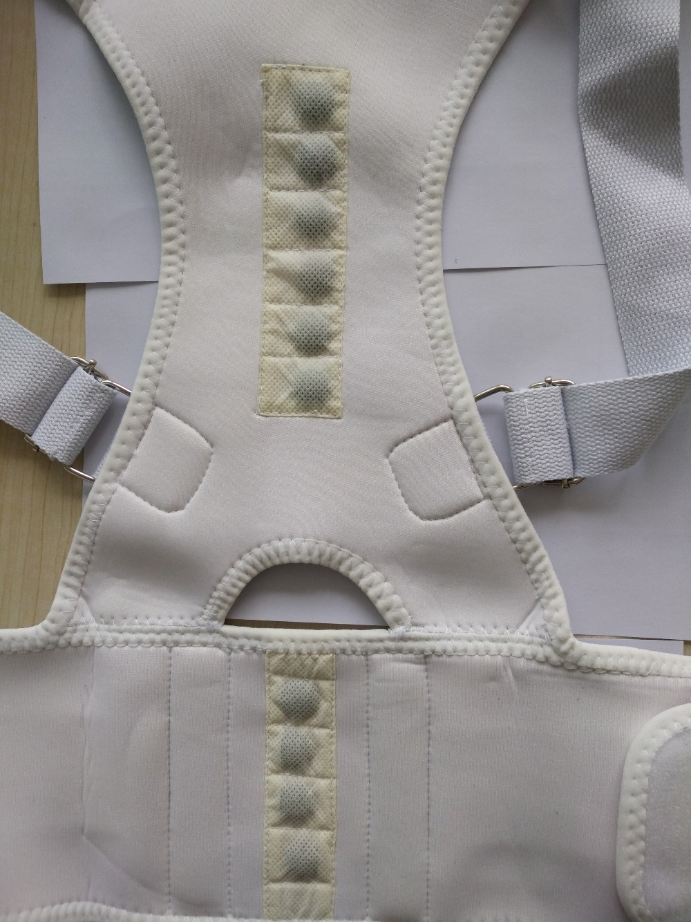 posture brace magnetic support belt (11)