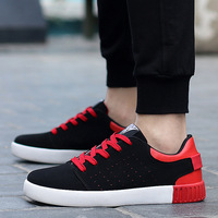 Men's Low cut Skateboard Shoes Youth Students Sports Shoes Youth Trend Men's Shoes