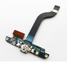 Asus の PadFone 2 A68 USB 充電ポートドックの充電器ボードフレックスケーブルとマイクマイクリボン