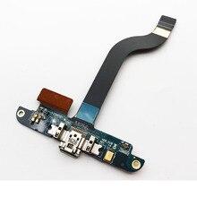 Puerto de carga USB para ASUS PadFone 2 A68, placa de conector de cargador, Cable flexible con micrófono, cinta de micrófono, novedad