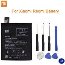 Xiao mi аккумулятор для телефона BM46 4000 мАч для Xiao mi Red mi Note 3 4 5 5A Pro Note 4X BN31 BN41 BN43 BN45 Сменные Аккумуляторы