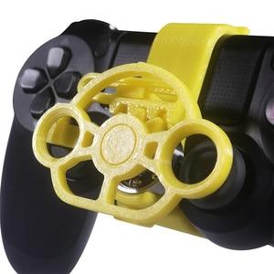 Image 3 - Cool Racing Games Gamepad Pc Steering Wheel Auxiliary Controller Game Joystick Racing Games Simulation Simulator Gamepad For PS4