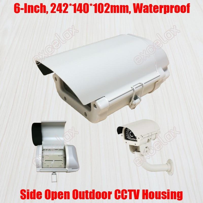 "Housing CCTV Security Surveillance Outdoor Camera Box Weatherproof 15/"" 5-Pack"