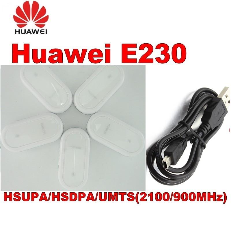 გახსნილია Huawei E230 3G USB უსადენო - ქსელის აპარატურა - ფოტო 6