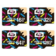 Флеш-карта памятиf ld класс sd памяти micro карта