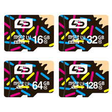 Ld microsd class sd smartphone memory flash micro card for