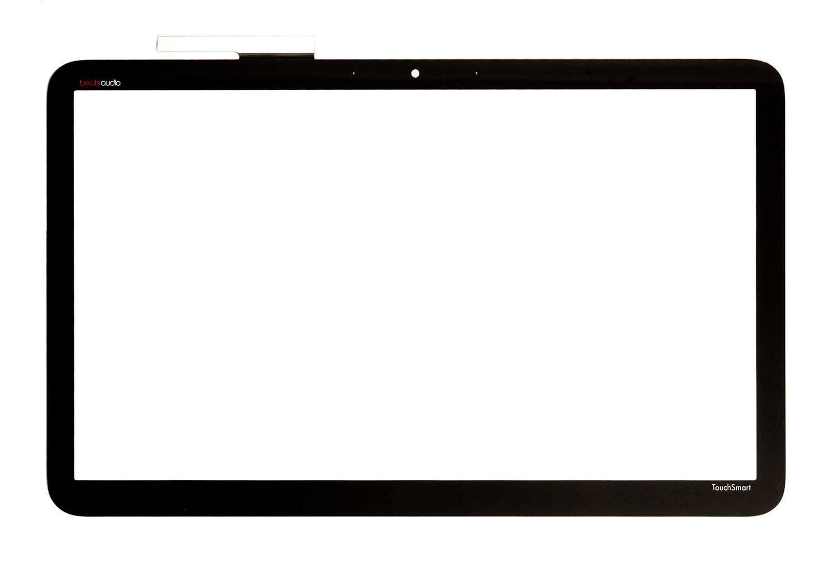 Free Shipping 15.6 Digitizer Glass Touch Screen for HP TouchSmart M6-N010DX M6-N012DX M6-N015D for hp pavilion touchsmart 11 series 11 e010au 11 e030ea 11 e030sa 11 e110nr 11 e019au touch screen digitizer sensor glass bezel