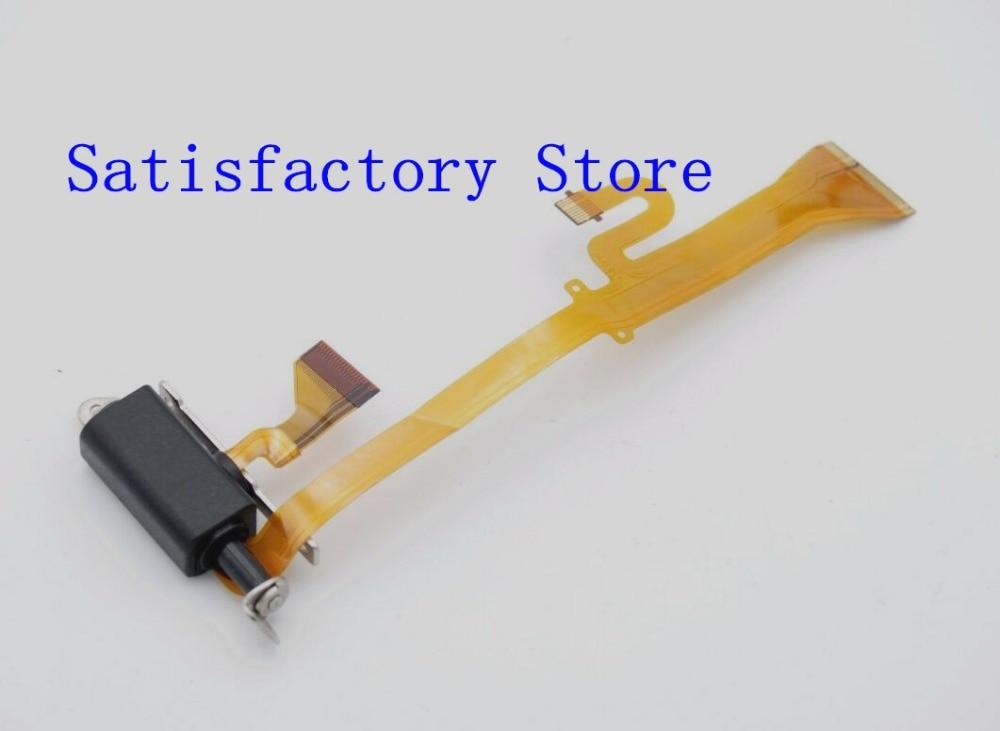 NEW LCD Rotating Shaft Flex Cable For Panasonic DMC-GH3 DMC-GH4 GK GH3 GH4 Digital Camera Repair Part