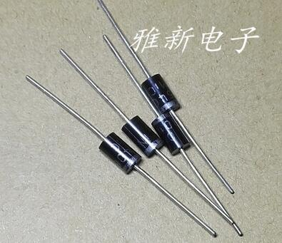 10PCS SR5100 5A 100V  DIP schottky diode ROHS