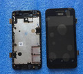 """LCD Screen display+touch screen Digitizer with frame For 4 """" Asus ZenFone 4 A400CG BLACK free shipping"""