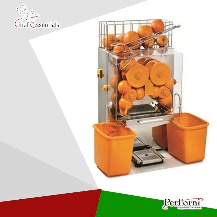 BAGD-OJ2000 Автоматическая Апельсиновая соковыжималка магазин простота в эксплуатации соковыжималка 1