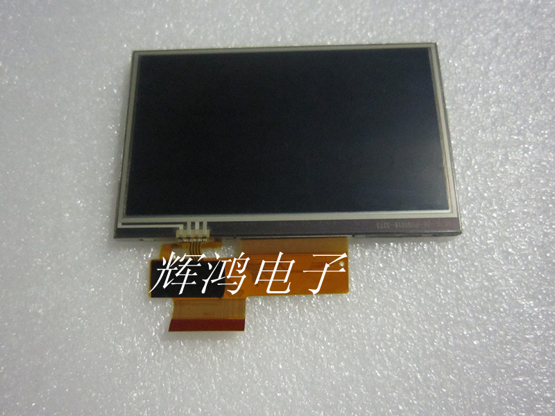 LQ043T1DG53 4 3 LCD screen display with touch screen digitizer FOR Motorrad Navigator IV
