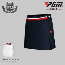 Pgm Новая юбка для гольфа женские летние уличные шорты весенняя