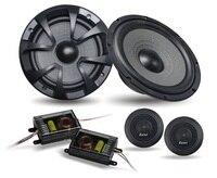 Динамики в наборе для автомобиля Толщина ультра-тонкий установки оптовая продажа с фабрики автомобильного аудио высокой и низкой 6.5 дюймов ...
