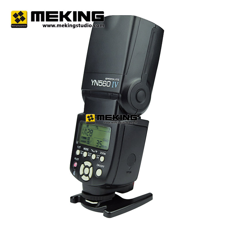 Yongnuo YN560IV YN560 IV YN 560 Flash Speedlite for Canon Nikon Olympus Pentax wireless Support 560TX RF605 RF603 RF602 trigger masura гель лак basic искры бордо 35 мл