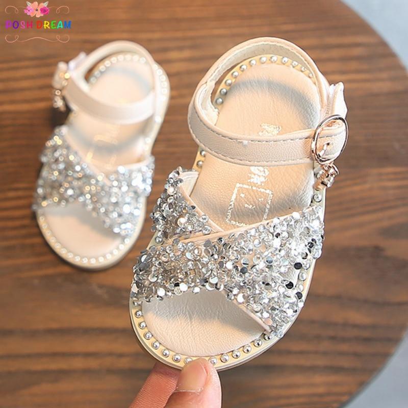 Princess Shoes Baby Sandals|Sandals