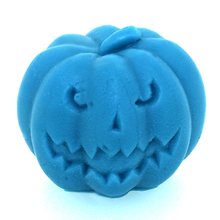 New  Hallowmas Pumpkin Lamp Candle mould chocolate mold soap candle pumpkin lantern silicone Jack-o-lantern