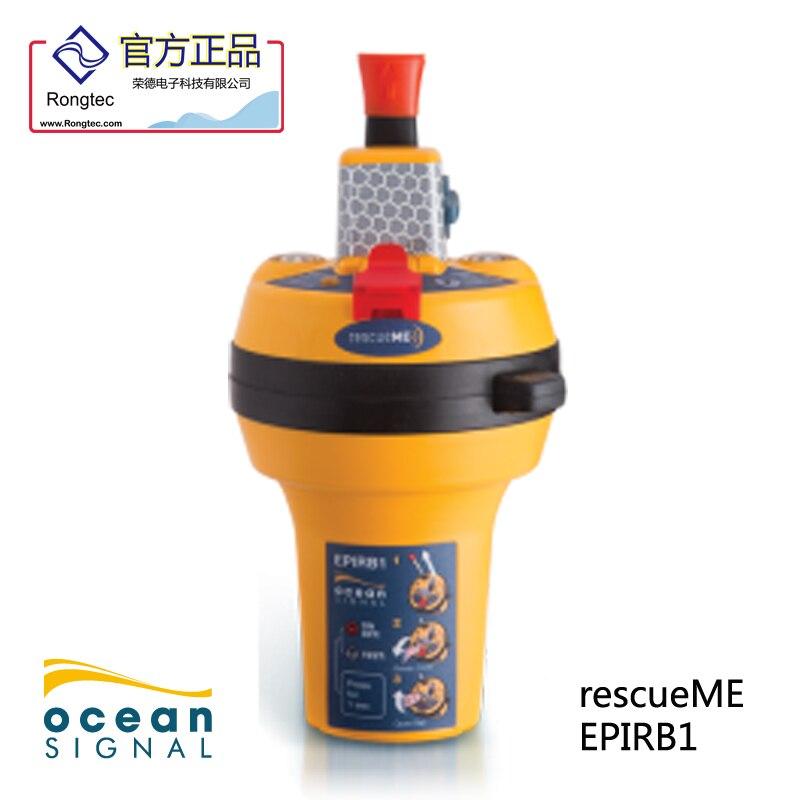 The worlds smallest emergency location beacon EU letter OCEAN SIGNAL EPIRB1