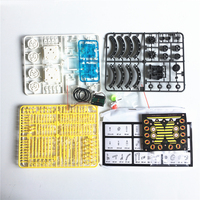 Children Solar Power Toys Educational Assembled Toys Kit Model Building Car Boat Animal Blocks Kids Gift