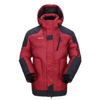 Грааль открытый тяжелый пуховик зима многофункциональный пальто мужские лыжные сноубордические костюм Водонепроницаемый Wind Stopper куртка
