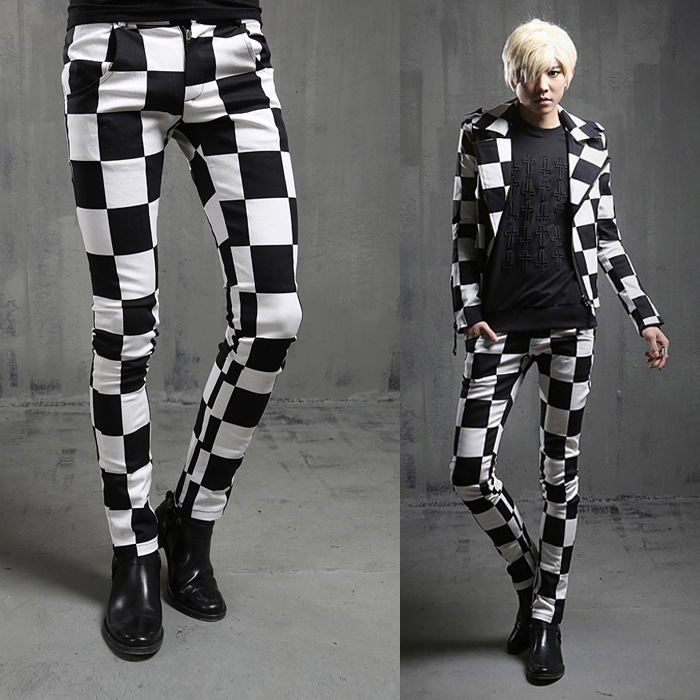 Popular Plaid Pants-Buy Cheap Plaid Pants lots from China Plaid ...