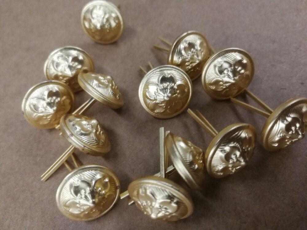 EMD Ww2 JP Cap  Button. Gold 10